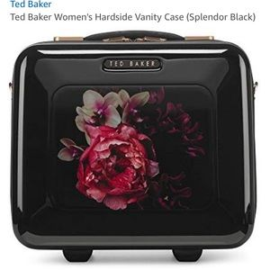Ted Baker London NWT Take Flight cosmetic bag